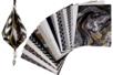 Papiers Indiens,Collection Delhi - 20 feuilles artisanales - Papier artisanal naturel – 10doigts.fr
