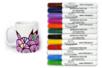 Marqueurs peinture pour Verre, Porcelaine, Métal - Feutres Marqueurs Dessin - 10doigts.fr