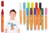 Marqueurs peinture pour textiles - 2 mm - Feutres Marqueurs Dessin - 10doigts.fr