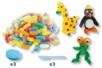 Créer avec des flocons de maïs - Activités enfantines – 10doigts.fr