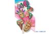 Masques en papier mâché décorés avec de la pâte à modeler FOAM CLAY - Carnaval, fêtes, masques – 10doigts.fr