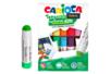 Sticks de gouache solide pour textiles - 10 couleurs - Feutres Marqueurs Textiles – 10doigts.fr