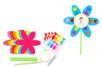 Kit fabrication fleurs cadre photos - 12 fleurs - Kits activités fête des mères – 10doigts.fr