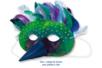 Loups blancs à décorer, qualité supérieure - Mardi gras, carnaval – 10doigts.fr