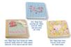 Magic Paper auto-adhésif TETES DE MORT ou RONDS GRAPHIQUES - Magic Paper – 10doigts.fr