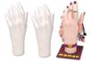 Mains en polystyrène - Lot de 10 - Bijoux, bracelets, colliers – 10doigts.fr