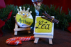 Mini-chevalets en bois 12,5 cm - Lot de 3 - Chevalets et accessoires – 10doigts.fr
