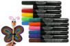 Marqueurs peinture pour Bois, Cartons, Terre cuite... - Feutres Marqueurs Dessin - 10doigts.fr