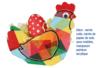 Paniers poules - set de 6 - Pâques – 10doigts.fr