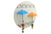 Parapluies porte-clés à décorer - Lot de 3 - Opaque – 10doigts.fr