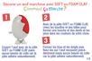 Oeufs mécanismes à friction marcheurs - Lot de 2 - Oeufs – 10doigts.fr