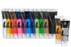Peinture acrylique mate 75 ml - Acryliques scolaire - 10doigts.fr