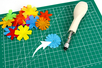 Perforateur 3 diamètres - Pinces perforatrices – 10doigts.fr