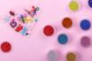 Perles de rocaille - Couleurs opaques au choix - Perles de rocaille – 10doigts.fr