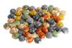 Perles mouchetées en céramique - Set de 80 - Perles en céramique – 10doigts.fr