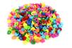 Perles capsules emboîtables - 350 perles - Perles en plastique – 10doigts.fr