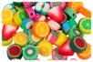 Perles fruits en pâte polymère - 50 perles - Perles en pâte polymère – 10doigts.fr