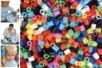 Perles fusibles à repasser, couleurs opaques - Perles fusibles 5 mm – 10doigts.fr