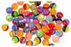 Perles magiques - 60 perles - Perles acrylique - 10doigts.fr