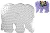 Plaques pour perles à repasser XXL - 6 formes - Perles fusibles 1 cm – 10doigts.fr