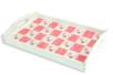 Papiers à encoller camaieu rose - 3 feuilles - Papiers à vernis-coller – 10doigts.fr