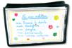 Pochette à personnaliser - Coloriages – 10doigts.fr