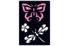 "Pochoirs adhésifs repositionnables ""Papillon"" - Pochoirs Adhésifs - 10doigts.fr"