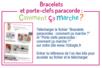 Cordons Paracorde - Set de 6 - Cordes Paracorde – 10doigts.fr