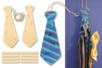 Porte-cravates ou porte-clefs - Lot de 2 - Kits Supports et décorations – 10doigts.fr