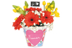 Pot de fleurs à décorer - Divers – 10doigts.fr