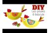 Poules à bascule - Pâques – 10doigts.fr