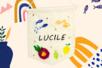 Fanion brodé en Punch Needle - Broderie, tressage – 10doigts.fr
