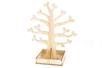Arbre Porte-bijoux en bois à monter - Rangements – 10doigts.fr