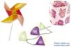 Papiers calque et effet vitrail - 10 couleurs assorties - Papier calque – 10doigts.fr
