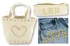 Clous à griffes, rivets pour textiles - Strass et clous - 10doigts.fr