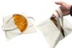 Sac à tarte en coton - Support textile à customiser – 10doigts.fr