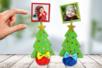 Porte-photo sapin de Noël - Noël – 10doigts.fr