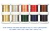 Bobines de fil métallique 20 mètres - 10 couleurs - Fils aluminium – 10doigts.fr