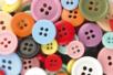 Boutons ronds en plastique - 300 pièces - Bouton – 10doigts.fr