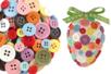Boutons ronds en plastique - 300 pièces - Boutons - 10doigts.fr