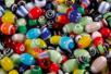 Shamballas... avec des perles chevron - Bijoux Shamballas – 10doigts.fr