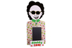 Silhouette Porte Smartphone - Objets pratiques du quotidien – 10doigts.fr