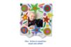Stickers assortis en caoutchouc - 44 pièces - Stickers en caoutchouc souple – 10doigts.fr