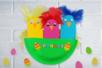 Stickers 3D œufs de Pâques - 36 pièces - Pâques – 10doigts.fr