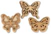 Stickers papillon assortis - Pinces à linge fantaisie – 10doigts.fr