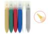 Stylos de peinture 3D, 6 couleurs Noël - 10,5 ml - Stylos peinture 3D – 10doigts.fr