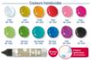 Stylos peinture 3D couleurs translucides - Couleurs au choix - Stylos peinture 3D – 10doigts.fr