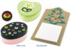 Stylos de peinture 3D, 6 couleurs nacrées - 10.5 ml - Stylos peinture 3D – 10doigts.fr