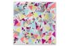 Feuilles pailletées 24 x 34 cm - 10 couleurs - Papiers à effets – 10doigts.fr