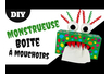 Boîte à mouchoirs rectangulaire en bois - Boite à mouchoirs – 10doigts.fr